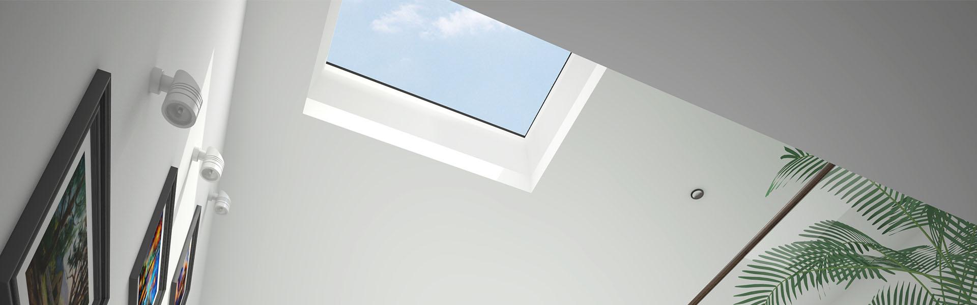Flat Glass Skylights