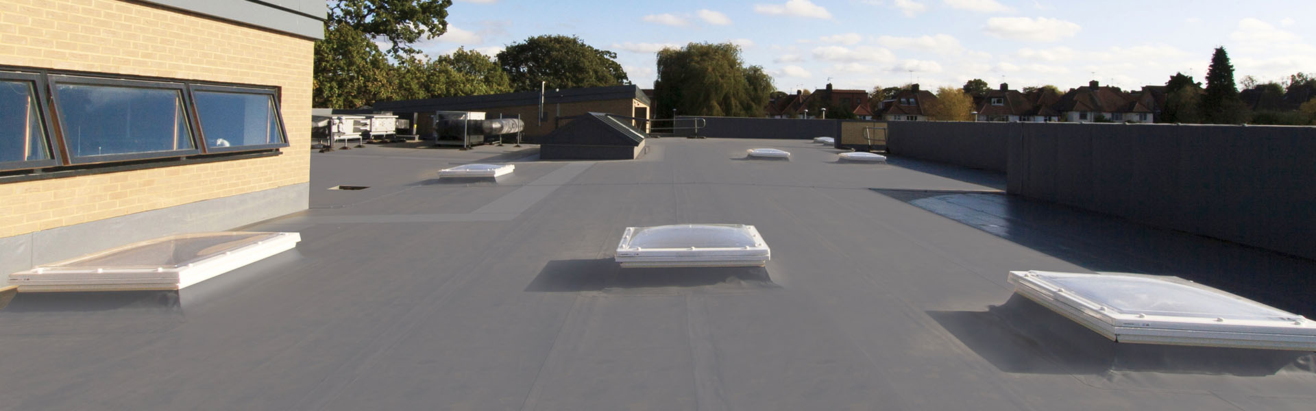 Polycarbonate Roof Domes