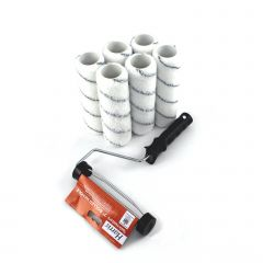 "7"" Applicator Rollers with 6 rollers"