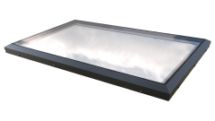 Skyseal Flat Glass Fixed Rooflight