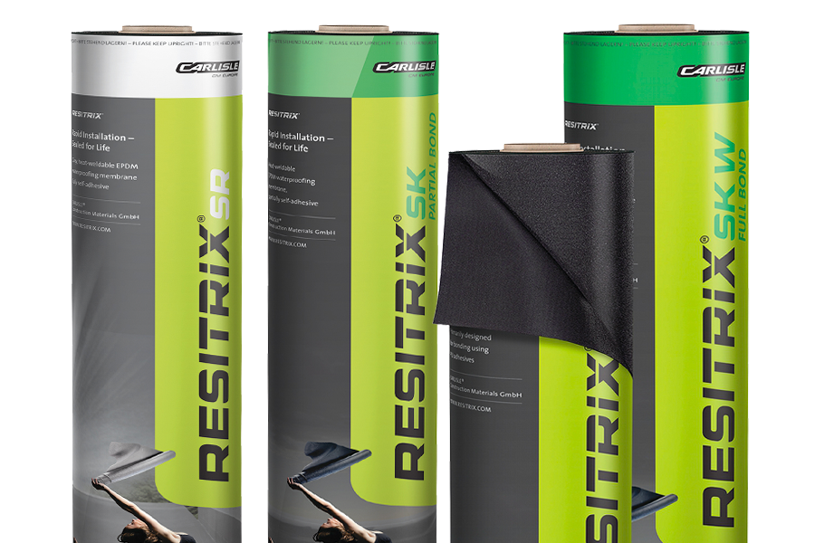 Resitrix Roofing System