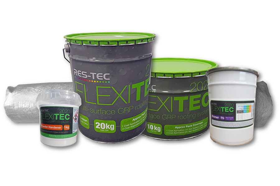 Flexitec Roofing System